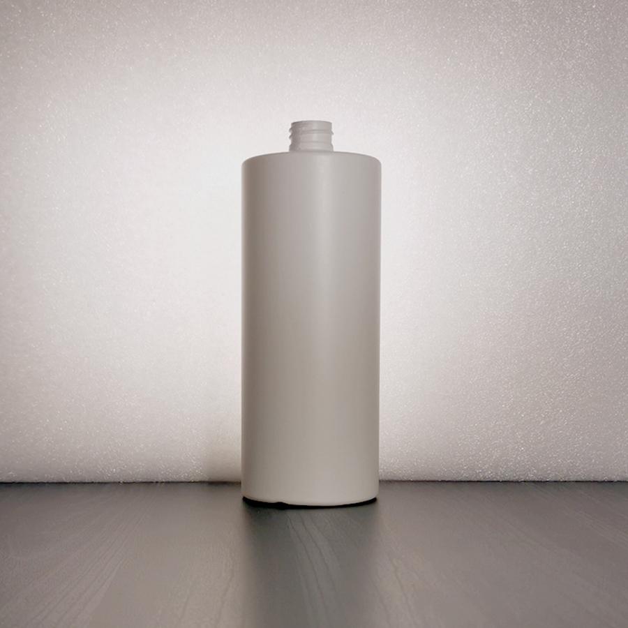 PE muovipullo suora-olkainen 1000ml