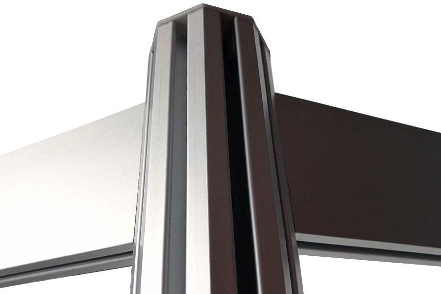 ALU-8 Aluminum Profile