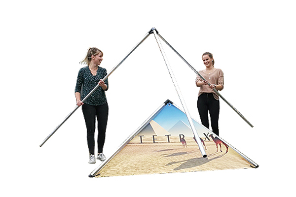 Outdoor Marketing Triangle